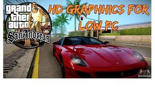 gta san andreas hd graphics mod pc download - TH-Clip