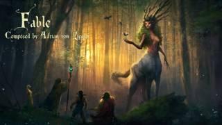 Adrian Von Ziegler - Celtic Music - Fable