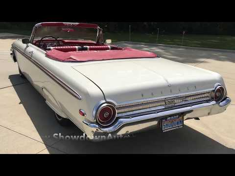 1962 Ford Galaxie   Showdown Auto Sales - Drive Your Dream