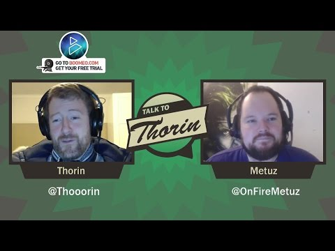 Talk to Thorin: Metuz on Progressing as a Caster (CS:GO)