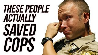 10 People Who Put Their Lives In Danger To Rescue Cops - Video Youtube