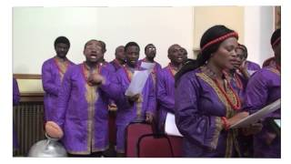 African Choir Sing - Up from the Grave.He Arose!