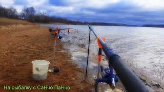 Летняя рыбалка на озернинском водохранилище 2020
