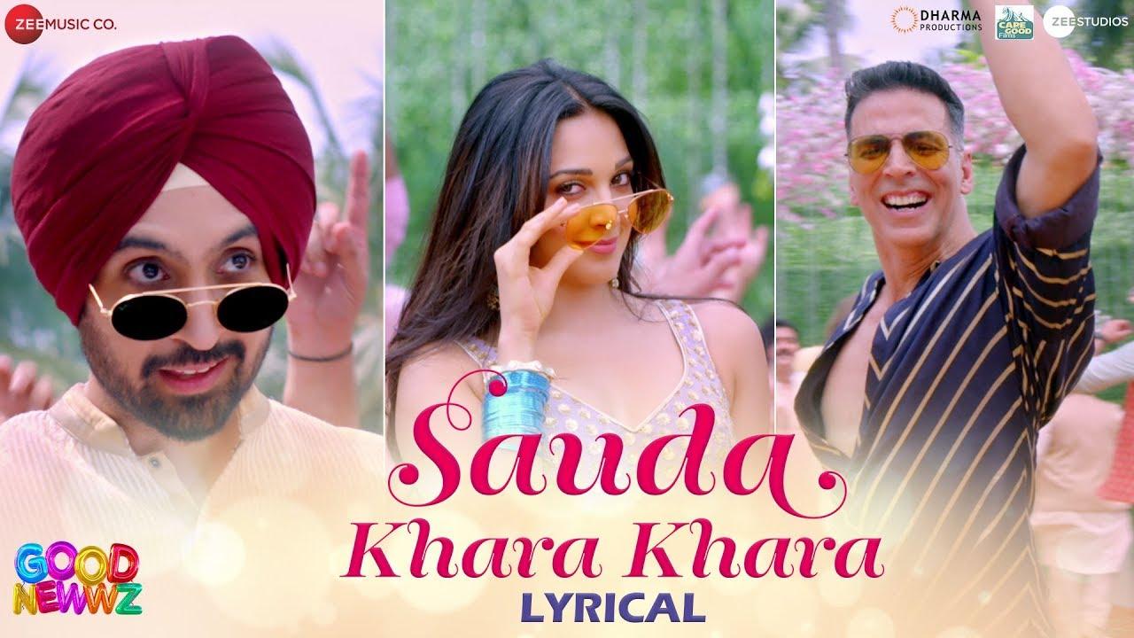 Sauda Khara Khara Lyrics| Diljit Dosanjh, Sukhbir, Dhvani Bhanushali Lyrics