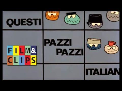 Questi Pazzi, Pazzi Italiani - Trailer by Film&Clips