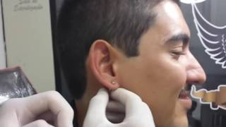 Stretching Ear 0mm To 14mm (read Description)