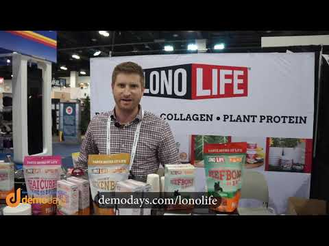 LONO LIFE Bone Broth and Collagen Mixes