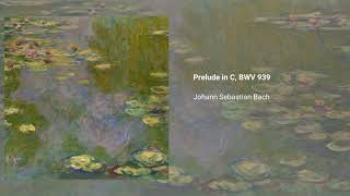 5 little preludes, BWV 939-943