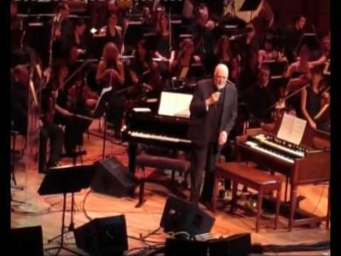 JON LORD - Sarabande (live 4 March, 2009 Palace of Arts , Budapest, Hungary) online metal music video by JON LORD