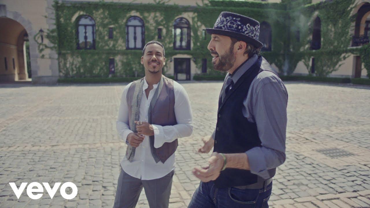Romeo Santos ft. Juan Luis Guerra — Carmín