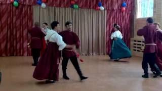 Карельский танец.