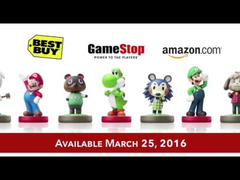Mini Mario & Friends: amiibo Challenge (Nintnedo Direct 3.3.2016) thumbnail