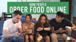 How People Order Food Online