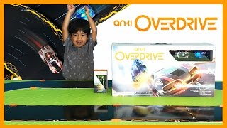 ANKI OVERDRIVE Robot Race Cars Game Play