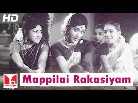 Mappilai Rakasiyam | ARANGETRAM | Kannadasan songs | Full HD |Kamal Hassan,Jayachitra