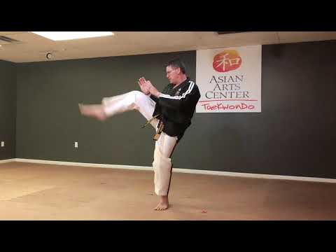 Learn Martial Arts Online With This Beginner Workout - YouTube