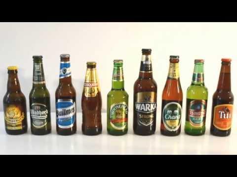 Geschenke-Set Biere der Welt