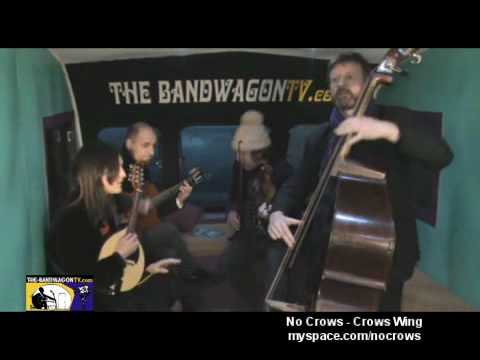 No Crows - Crows Wing - Sligo Town - The Band Wagon Tv - 20th Feb 2010