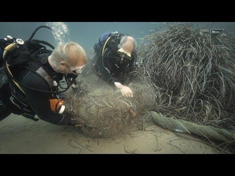 Ghost nets - Plastic Danger
