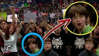 HARRY POTTER ESTUVO EN WWE | DATOS FREAK