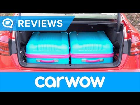 Audi A4 Saloon 2018 practicality review | Mat Watson Reviews