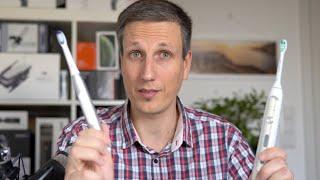 Philips Sonicare EasyClean und FlexCare Platinum - weitere Erfahrungen zu den Schallzahnbürsten