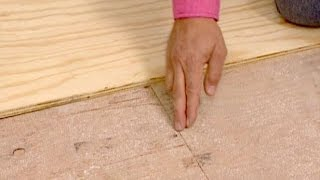 How to Install Wide Plank Flooring - 15 Steps