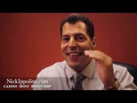 Nick Ippolito's Casino Host Training
