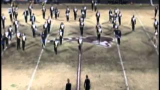 Prairie Grove (42) vs Gentry (7) 2011