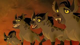 The Lion Guard The Scorpions Sting - Army Of Scar & The Final Battle Scene [HD]