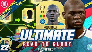 BUY THIS BEAST!!! ULTIMATE RTG #22 - FIFA 20 Ultimate Team Road to Glory