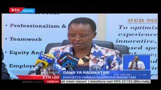 Hospitali ya Kenyatta imewavuta kazi madaktari 12 kwa kukosa kuwajibika majukumu yao