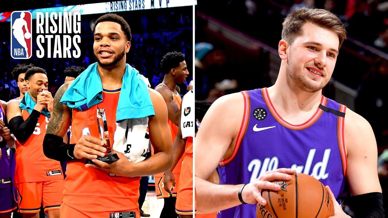 NBA Rising Stars 2020 [Fri, February 14, 2020] TNT