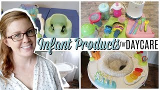 Best Infant Products for Daycare | DAYCARE DAY