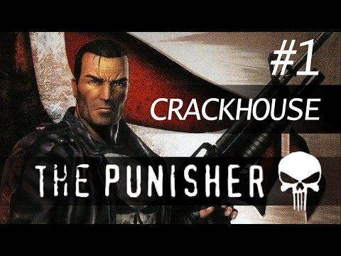 punisher game psp