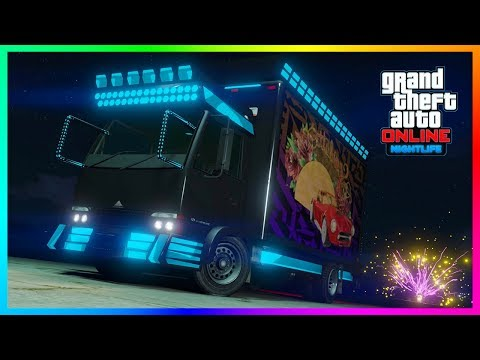 GTA Online Nightclub Update NEW Guest List LEAKED Rewards - FREE Vehicles, Rare Car Liveries & MORE!