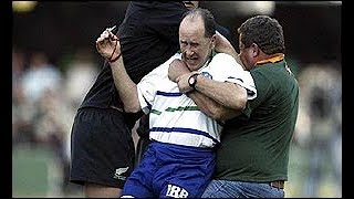 When Rugby Referees Fight…