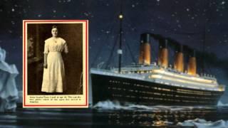 Titanic Onnettomuus 14.4.1912   Kuuntele Pelastuneen Anna Turjan Haastattelu!