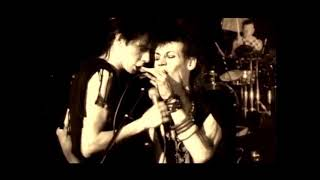 Bauhaus Silent hedges live at Guillford Civic Hall, 1982