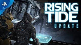 Warframe: Rising Tide - Available Now | PS4