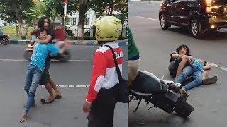 Pemuda Diduga Mabuk Berulah di Lumajang hingga Tantang Polisi