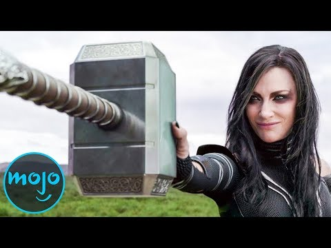 Top 10 Best Norse Mythology Weapons