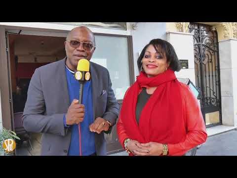 Essamba Resto Camerounais à Nice vu par Hilaire SOPIE