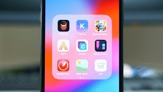 Top 10 iOS Apps of August 2018!