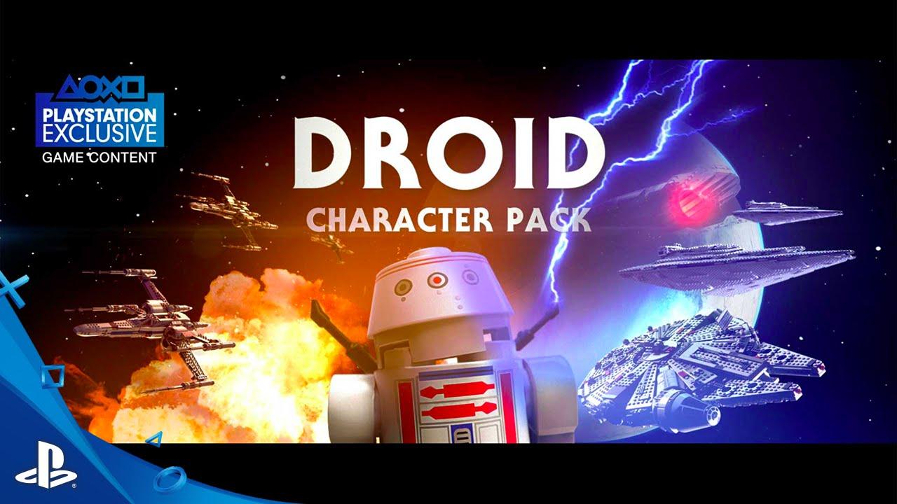 El DLC exclusivo de LEGO Star Wars: The Force Awakens se lanza el 28 de junio