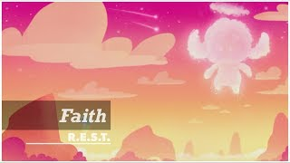 Faith | REST project | Relax, Piano, Meditation, Music, ASMR, Peace, Angel, Illustration