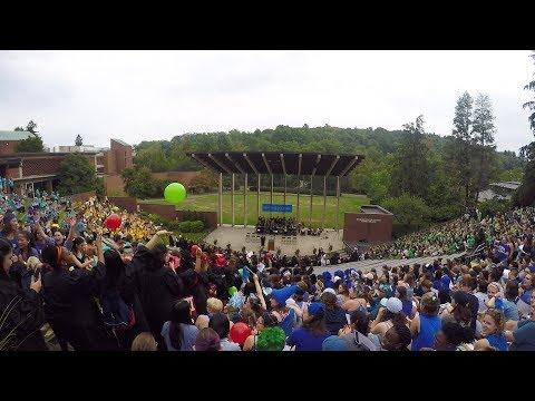 Mount Holyoke Convocation 2017 – Full Ceremony