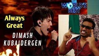 The Worlds Best - Dimash Kudaibergen Shows Off Wide Vocal