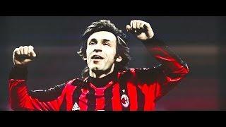 Andrea Pirlo ► The Maestro  AC Milan Goals, Skills & Assists