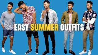 5 EASY Summer Outfit Ideas Every Guy Should Try